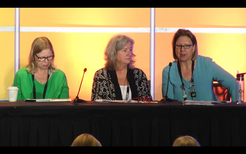 Panel expert help parents of Fragile X children deal with issues around child to teen to adult transitions
